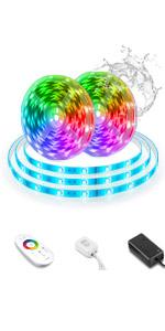 32.8ft 2.4G LED Strip Light