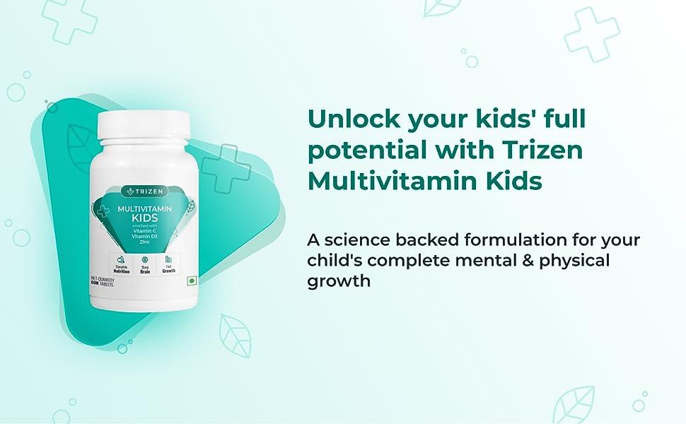 Trizen Multivitamin Kids