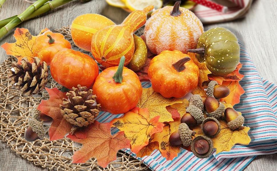 Artificial Harvest Decorationes