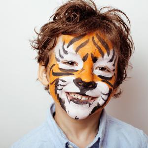 schminkpalet Make uppalet 12 kleuren Face painting
