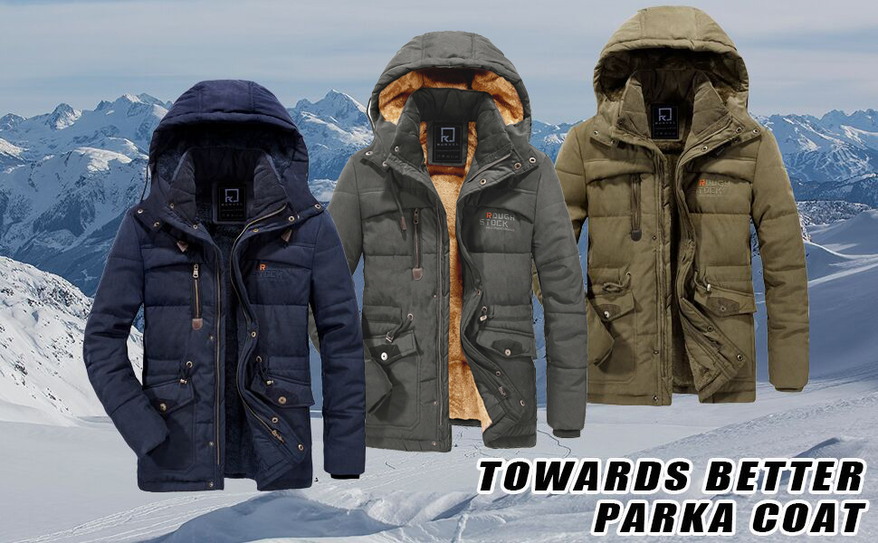mens coats winter