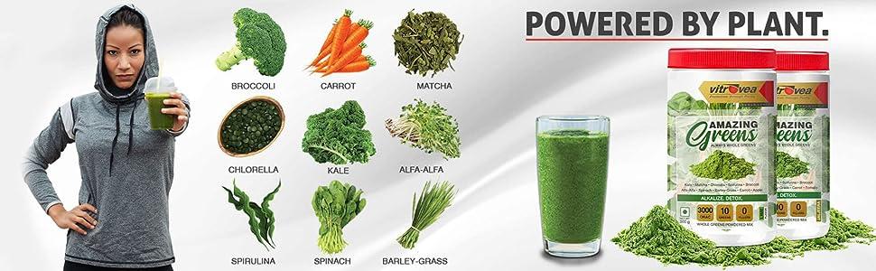 Immunity, Detox, Super Food