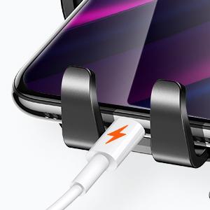 iPhone car mount air vent