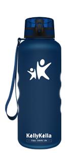 KollyKolla Botella de Agua Acero Inoxidable, Termo Sin BPA ...