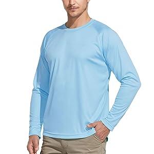 Men's Sun Protection T-Shirt