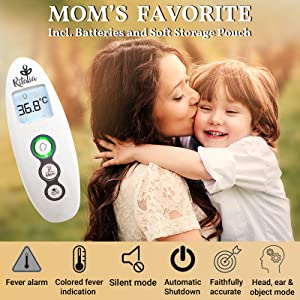 Ritalia Baby thermometer
