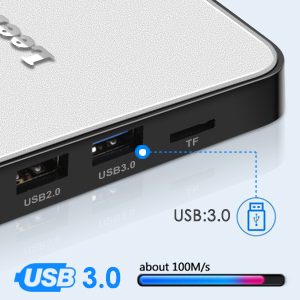 Android 9.0 TV Box, Android Box 4GB RAM 64GB ROM, Leelbox KM3 Android TV Box con Mando Inteligente, USB 3.0, BT 4.1, 2.4G/5G 2T2R Wi-Fi, HDMI, Android TV UHD 4K Smart TV