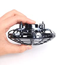 hand controlled drone