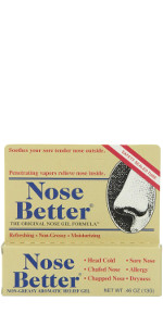 Nose Better Aromatic Relief Gel