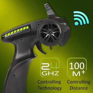 2.4 GHz transmitter