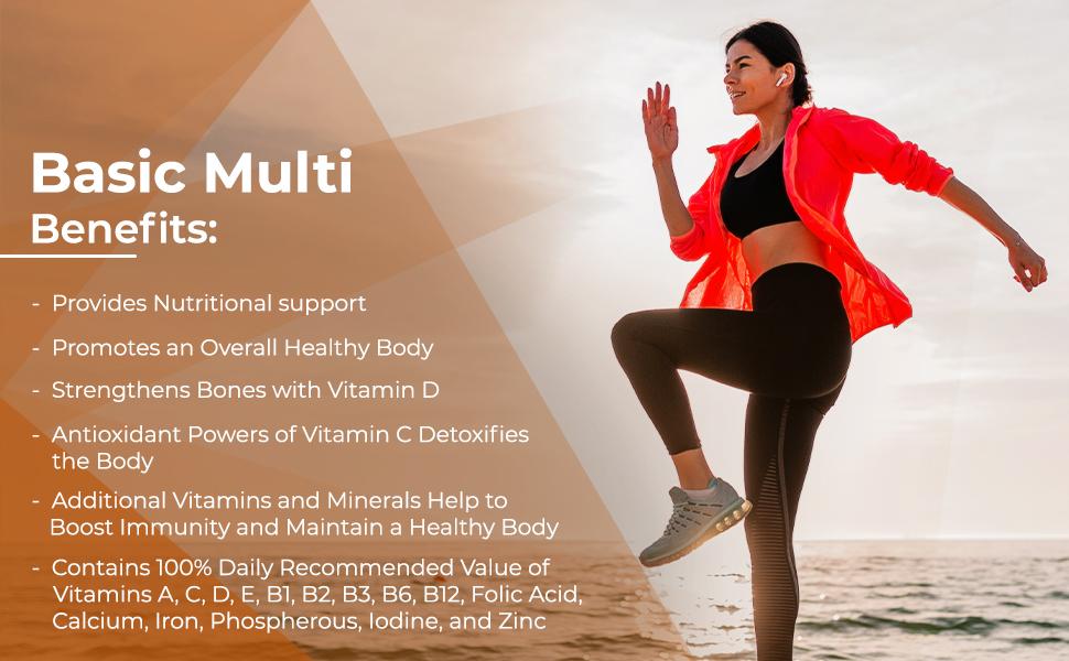 Natural Nutra Multivitamin