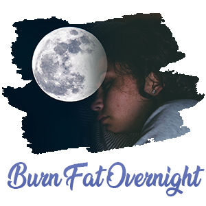 burn fat overnight