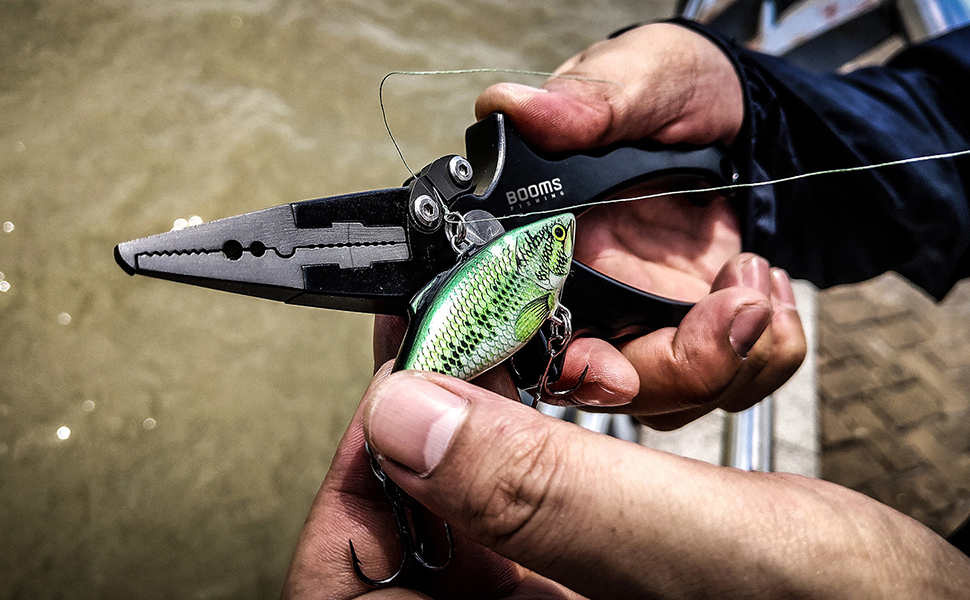 X07 Quick-Cut Fishing Pliers