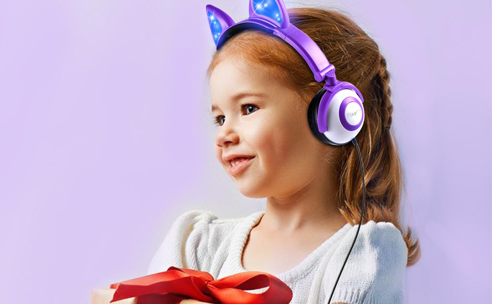 kids headphones girls