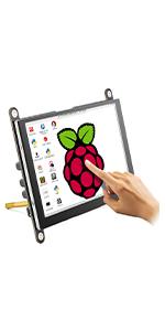 5 inch screen for raspberry pi