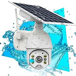 solar video camera