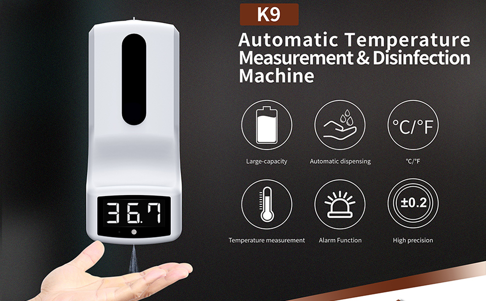 k9 thermometer