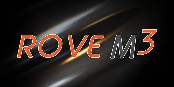 Rove M3 Mirror Dash Cam, Logo