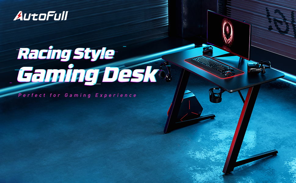 AutoFull Gaming Desk