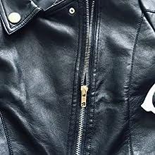 black motorcycle jacket coats for toddlers faux leather jacket infant babies oblique zipper jacket