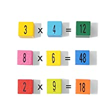 Wooden Multiplication & Math Table Board Game