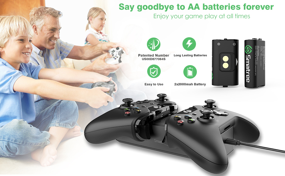 xbox series s battery
