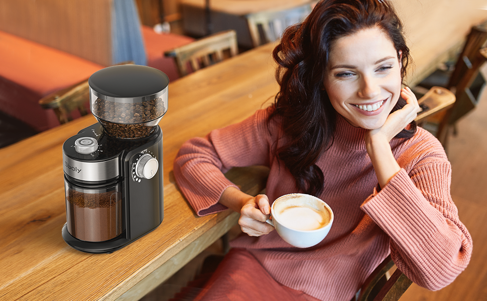 coffee grinder electric