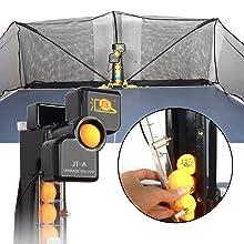 ZXMOTO Ping pong robot machine