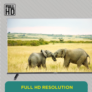Full HD Resolution