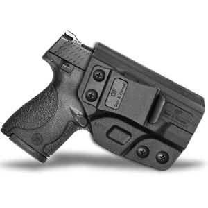 m&p shield 9mm holster for concealed carry