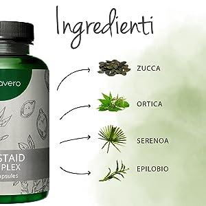 prodotti naturali per sfiammare la prostata amazonica