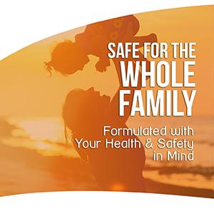 health safety  dejar en acondicionador para el cabello family kids conditioner