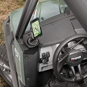 CupFone Golf Cart
