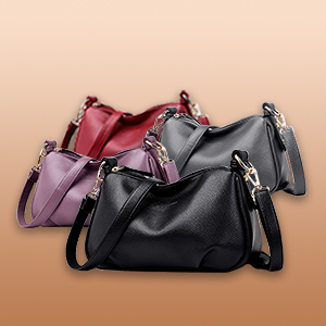 Large Capacity Purses and Handbags