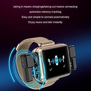 Wireless TWS earbuds