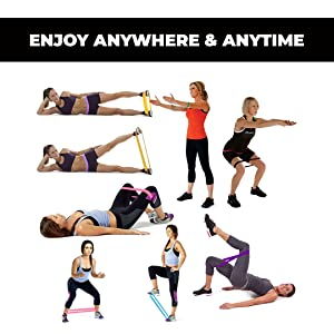 Perfect for Home & Gym Workout