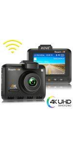 stealth 4k Dashboard camera