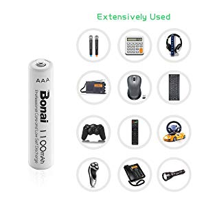 単4形 充電式電池 ニッケル水素電池
