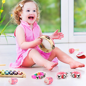 music toys for babies 6-12 months