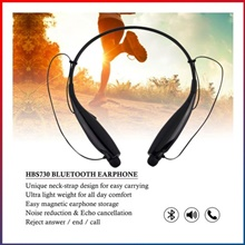 hbs bluetooth headset wireless