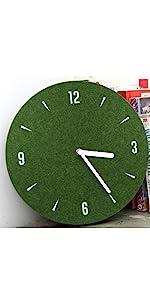 thehaki clock 230 felt