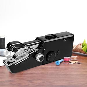 HALOVIE Mini Máquina de Coser Portátil con 28 Piezas Manual ...