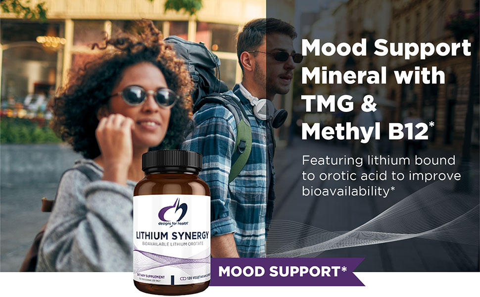 Mood Support Mineral