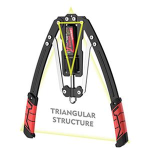 triangular structure
