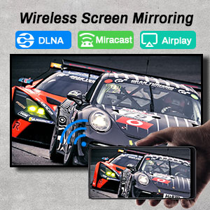 Wireless Screen Mirroring