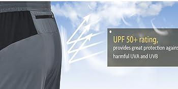sun protection shorts