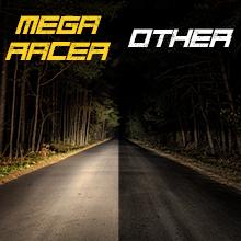 Mega Racer vs Other
