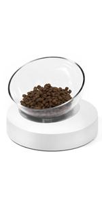 ELSPET Raised Cat Bowl