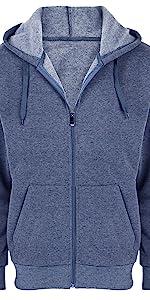 hoodies men zip up full zipper mens hooded sweatshirts lightweight