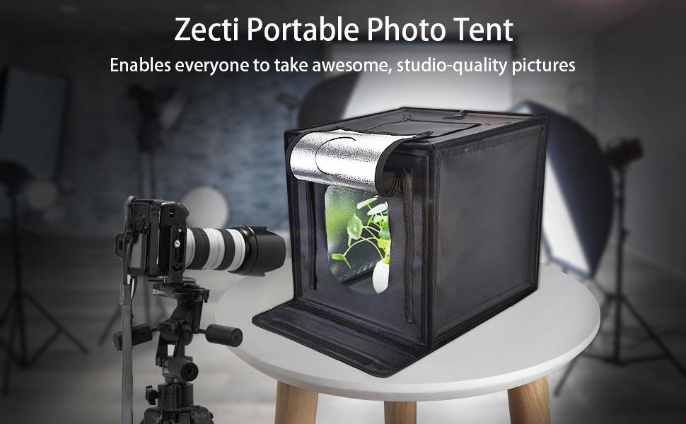 Zecti Photo Tent